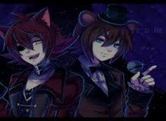 Resultado de imagen para fnaf anime