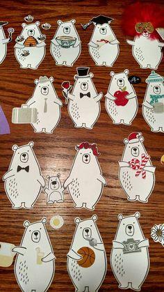 CTMH Jack cardmaking Bear