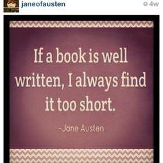 nerd+quirks | Jane Austen Quote | Nerd Quirks