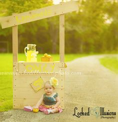 cute lemonade stand!