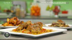 Κάθε μέρα chef, με τον Βαγγέλη Δρίσκα | Επεισόδιο 20 – Κάθε μέρα Chef Tandoori Chicken, Meat, Ethnic Recipes, Food, Essen, Meals, Yemek, Eten