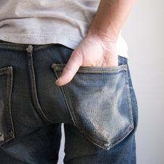 #denim #jeans #rugged #fashion #menswear