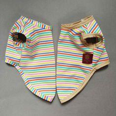 Letnia bluzeczka dla pieska w paski | Outlet PimpouPet Dog Wear, Outlet, Chihuahua, Gallery, How To Wear, Clothes, Fashion, Outfits, Moda