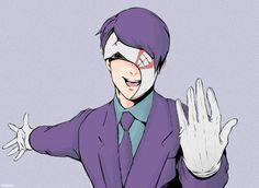 ||Tokyo Ghoul|| man im so happy hes on kanekis side