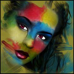 Festival de couleurs avec photoshop