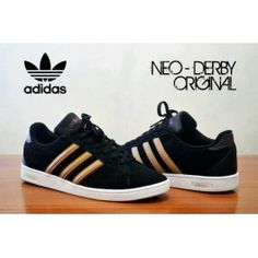 Adidas Neo Derby Origianl Murah Bandung Harga 220.000