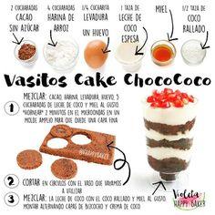 Baby Food Recipes, Sweet Recipes, Vegan Recipes, Dessert Recipes, Cooking Recipes, Healthy Desserts, Delicious Desserts, Yummy Food, Paleo