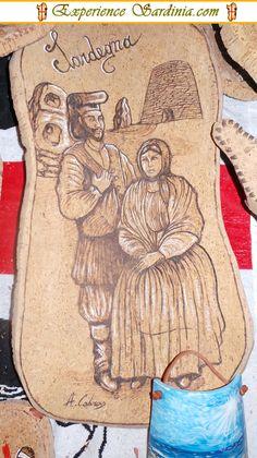 #Cork Art - #Sardinia #Italy