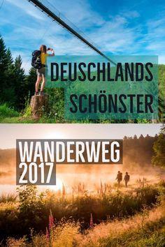Gewählt! Das ist Deutschlands schönster Wanderweg Jedes Jahr wählen Wander-Fans aus acht verschiedenen Wanderregionen Deutschlands den schönsten Wanderweg des Jahres. Der reisereporter zeigt dir, welcher Wanderweg in diesem Jahr gewonnen hat.