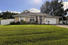 COMING SOON!195 Columbia RoadVenice, FL  Featuring 3 bedrooms, 2 baths and a wonderful private fenced backyard, the 1200sf of living space will fool you wi