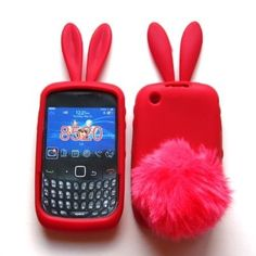 Check out the furry Blackberry Phone Covers.  FUN!!!