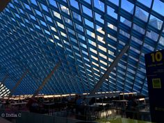 Seattle Central Library Architect: Rem Koolhaas Year Built: 2004