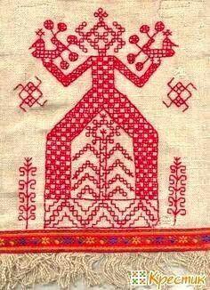 Ukrainian Goddess Mokosk