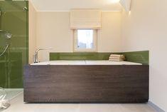 Classic 157 S Salzburg/Eugendorf Salzburg, Corner Bathtub, Bathroom, Classic, Classical Architecture, Carpentry, Attic Rooms, Bathtubs, Bathing