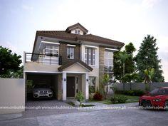 Modern Zen 28 3d-guiang-2-max_ | house design | Pinterest | Modern ...