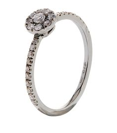 Susan Foster Halo Diamond Pinky Ring available to buy at Harrods.Shop for her online and earn Rewards points.