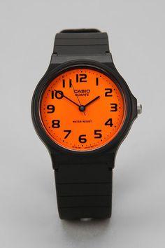 Casio Classic Colorpack Watch