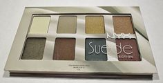 Bargain Beauty Find! NYX Suede Eye Shadow Palette