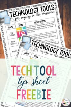 It's hard to stay with it when classroom technology constantly changes. Classroom tech tools that we use every day with our students change too! Click through to see the top five classroom tech tools you need to try right now in your classroom.  These are tools for students and for teachers to streamline teaching with digital resources! | classroom technology ideas | classroom technology organization | elementary | tips | Google Docs