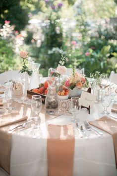 Orchard Summer Farm Wedding at Historic Cedarwood | Cedarwood Weddings