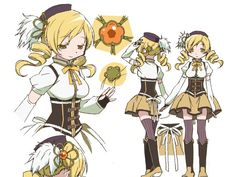 mami tomoe - Google Search