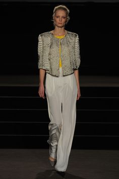 26 sass & bide London fashion week 2013