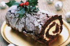 Christmas log recipe - goodtoknow