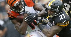 Bengals offense can't find a rhythm in 24-16 loss to Steelers