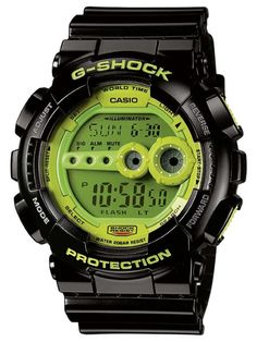 CASIO G-SHOCK | GD-100SC-1ER