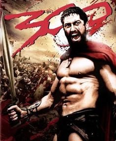 """300 - 2006  """"This is Sparta!"""""""