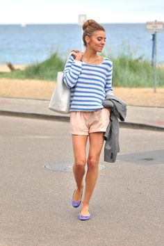 blue stripes :) love it!