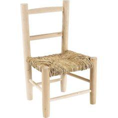 Petite chaise bois pour enfant AUBRY GASPARD | La Redoute Mobile