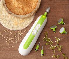 Prístroj na manikúru a pedikúru