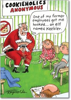 292 best Christmas* Holiday Cartoons ** images on ...  292 best Christ...