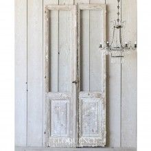 1930 Glass Window Pane Vintage Doors