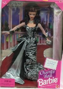 Barbie Doll Charity Ball from Toy R Us Date 1997