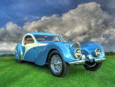 Bugatti 1937 57SC Coupe - Amelia Island Concours d'Elegance 2011