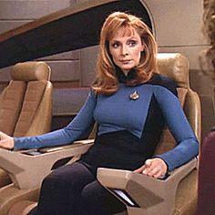 """amandatapping: """"Command looks good on you."""""""