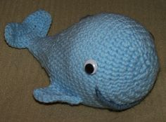 Blue Whale with rattle