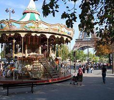Carrousel Trocadero - Paris