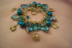 POMERANIAN   sp1  SOLD  Bracelet  Jade   Jewelry by HOBBYHORSELADY, $55.90