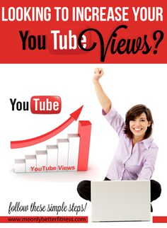 How To Increase Youtube Views and Drive Traffic To Your Website http://www.meonlybetterfitness.com/youtube-views/
