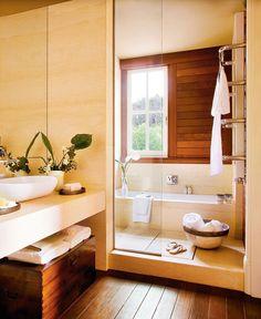 Csodás vidéki stílusú fürdőszoba ötletek