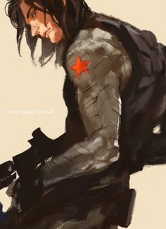 The Winter Soldier  mmcoconut.tumblr.com