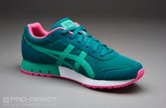 Onitsuka Tiger Womens Curreo - Shaded Spruce/Emerald