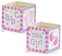 1800flowers baby block cube