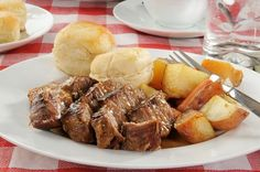 The Only Pot Roast Recipe You'll Ever Need.