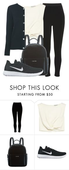 """""""Outfit #1873"""" by lauraandrade98 on Polyvore featuring moda, River Island, Rachel Comey, Calvin Klein, NIKE y Thom Browne"""