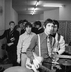 The Who, uncredited
