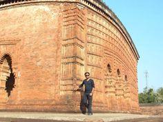Land of terracotta temples West Bengal, Famous Places, Temples, Terracotta, Louvre, Building, Travel, Viajes, Temple